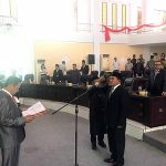 Paripurna Istimewa DPRD Minut, Djufri Tahir Gantikan Munawir
