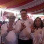 Dubes Republik Seychelles Surprise Semangat Peserta Harganas XXV
