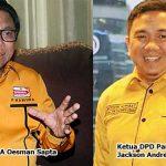 KPU RI Tegaskan  Ketum OSO dan Sekjen Herry Lontung Siregar DPP Hanura Yang Sah