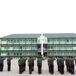Kolonel Czi Arnold AP Ritiauw Awali Sejarah Korem 133/Nani Wartabone