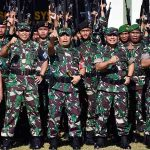 Tangkal Aksi Terorisme, Pangdam XIII/Merdeka Gelar Pasukan Kesiapsiagaan Operasional