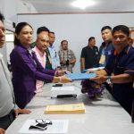 Partai Nasdem Pendaftar Pertama Di KPU Minut