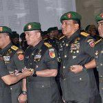 KSAD Pimpin Sertijab Pangdam XIII/Merdeka