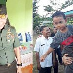 Bermimpi Raih Bintang, IRT Ini Akhirnya Foto Bersama Sang Jenderal