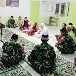 Tak Hanya Jago Perang, Warga Akui Anggota TNI Serba Bisa