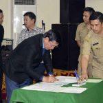 Walikota Vicky Lumentut Hadiri Rapat Paripurna DPRD Kota Manado