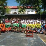 Gelar Lomba Antar SMA-SMK, Kodim 1309/Manado Perkokoh Kemanunggalan TNI-Rakyat
