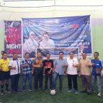 Kejuaraan Futsal Road To Manado Fiesta IWO Manado Bergulir