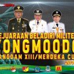 Esok, Peserta Kejuaraan Yongmoodo Dijamu di Grhadika Makodam XIII/Merdeka