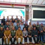 Kunjungan SSDN Lemhanas LVIII di Pemkot Manado