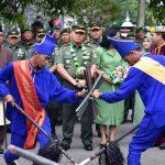Prajurit TNI Tidak Boleh Terlibat Pertambangan Emas