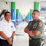 29 Agustus, Bandara Sam Ratulangi Manado Gelar Penanggulangan Keadaan Darurat