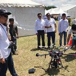 Puluhan Drone Canggih Milik PT ACI Liput Live TIFF 2018