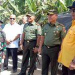 Mayjen TNI Tiopan Aritonang: TMMD Support Pemerintah Sejahterakan Masyarakat