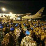 Menumpang Ethyophian Airline, Satgas Misi Perdamaian Berangkat ke Republik Afrika Tengah
