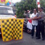 Meriahkan HUT RI Ke-73, Pemerintah Kecamatan Sulta Gelar Lomba Pawai Pembangunan