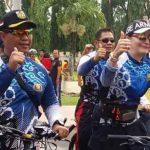 HUT Polwan Ke-70, Polres Minsel Olahraga Bersama Forkopimda, CJS Dan Wartawan