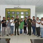 Letkol Inf M Thohir Gandeng Jurnalis Tingkatkan Fungsi Pendam XIII/Merdeka