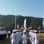 Kementrian BUMN Gelar Upacara HUT RI Ke-73 Di Peltu, Gaghana Sebut Merupakan Surprise