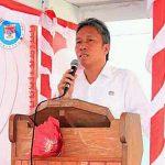Wabup Wongkar Hadiri  HUT ke-60 SMA N 1 Amurang