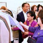 Blusukan, Jokowi Gegerkan Pusat Perbelanjaan Seoul