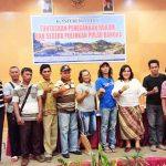 Koalisi SBI dan Kaka Slank Desak Pemerintah dan Penegak Hukum, Kosongkan Pulau Bangka dari Perlengkapan PT MMP