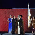 Cium Obor Di Closing Asian Games, Anies: Nggak Boleh Ya? Ya Biarlah