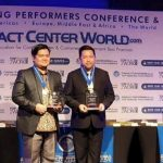 Kota Manado Raih 2 Penghargaan di Contact Center World se Asia Pasific