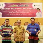 Diskominfo Manado Gelar Workshop Smart City dan Smart Regency