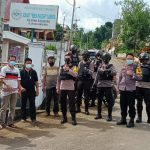 Pantau Situasi Kamtibmas di Awal Tahun 2021, Kapolres Minsel Pimpin Patroli Bermotor Jarak Jauh