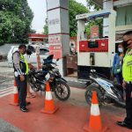 Dicurigai Timbun BBM, Polres Minsel Razia Ranmor di Sejumlah SPBU Tumpaan dan Amurang