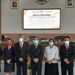 DPRD Gelar Paripurna Usulan Pengesahan Pengangakatan Bupati/Wakil Bupati Minsel Terpilih