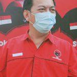 HUT ke-48 PDI Perjuangan, Caroll: Dari Kota Tomohon, Jadikan Indonesia Berkepribadian Dalam Kebudayaan