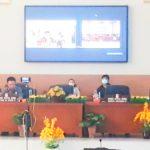 DPRD Minsel Gelar Paripurna Tutup Masa Sidang Pertama dan Buka Masa Sidang 2020/2021
