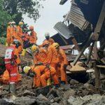 Lanjut Proses Evakuasi Minggu Pagi, Satu Korban di Jalan Sea Ditemukan