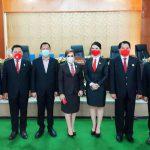 JSC Wongkar: Terima Kasih PDI Perjuangan
