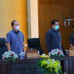 Sahkan Dua Pansus, Djemmy Sundah: Acuan Pengembangan Kota Tomohon