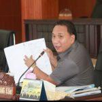 Hendak Susun Kabinet Baru BUMD Tomohon, FM Turang: Saudara Eman Harus Tahan Diri