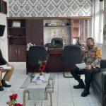 Kapolres Bambang AG Support PBVSI Tomohon Rancang Kompetisi Atlet Berprestasi