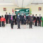 Direktur Utama RSUP Kandou Lantik 14 Kepala Instalasi